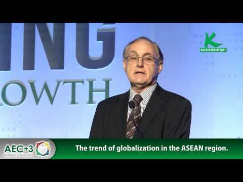 [KBank] Asia Pacific Economic Outlook 2016 - Alan Bollard, Executive Director, APEC Secretariat