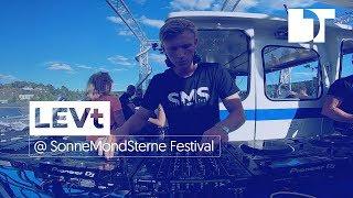 [DANCETELEVISION PREMIERE] LEVt | SonneMondSterne Festival Boat Party (Germany)