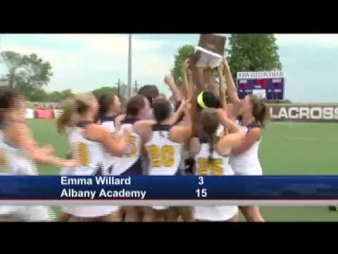 Albany Academy for Girls Wins Class C Title
