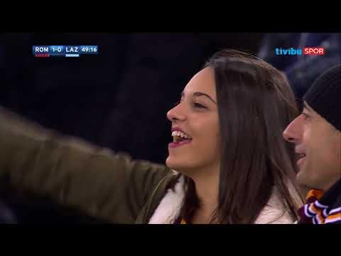 Serie A 13. Hafta | Roma 2-1 Lazio Maç Özeti