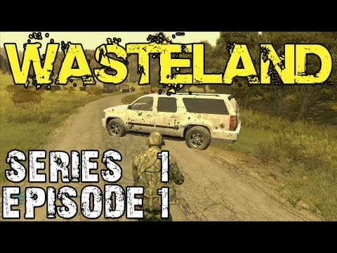 ArmA 2 Wasteland Series 1 - Episode 1 - Balota Rage!