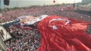 Recep Tayyip Erdoğan - AK Parti Seçim Müziği 2014 (Uğur Işılak - Dombra TUR & ENG SUBS)