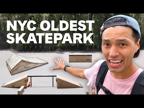 Is NYCs OLDEST SKATEPARK Still Any Good?