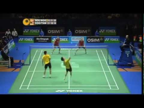 Best Of Badminton V.2 video