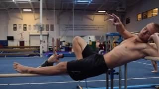 ASU Men's Gymnastics Mannequin Challenge