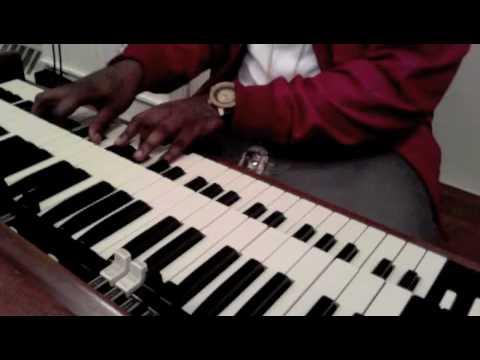 Jazz Joiner on organ pt. 3