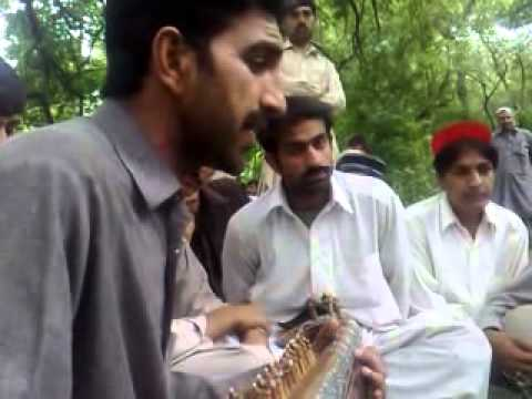 Rabab Mangey Pashto New Song Anwar Ali And Others.avi video