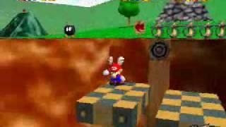 Super Mario 64 More BLJs