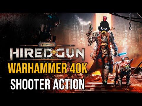 Necromunda: Hired Gun | 01 | Warhammer 40,000 Shooter Action | Gameplay deutsch | RTX 3090