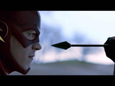 The Flash - Teaser - Arrow Meets The Flash