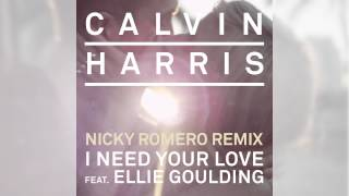 Baixar - Calvin Harris I Need Your Love Ft Ellie Goulding Nicky Romero Remix Grátis