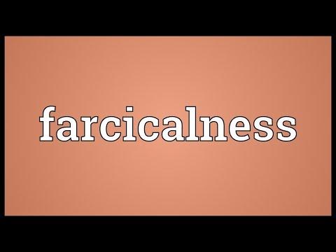 Header of farcicalness