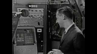 """MIT Science Reporter—""""Computer for Apollo"""" (1965)"""