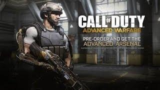 Official Call of Duty®: Advanced Warfare - Advanced Arsenal Pre-Order Bonus Trailer [UK]