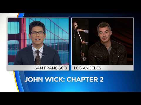 Meet Chad Stahelski, Director Of John Wick, Chapter 2