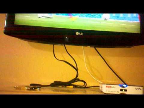 CINEBOX FANTASIA HD RODANDO COM ATT DO AZAMERICA S928. LISO