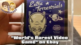 quotWorld39s Rarest Video Gamequot Up on Ebay