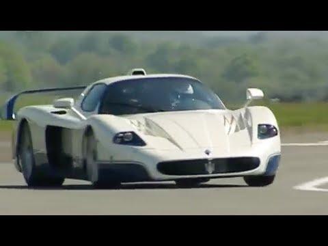 BBC: Maserati Stig Lap - Top Gear
