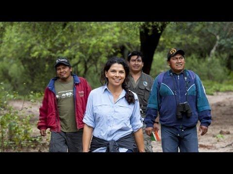 Rolex Laureate Erika Cuéllar - Guardian of Bolivia's Wilderness