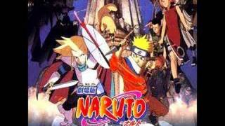Naruto Shippuden The Movie: 6 - Naruto The Movie 2 OST - Temujin