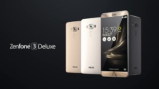 All Metal. Pure Beauty - ZenFone 3 Deluxe | ASUS