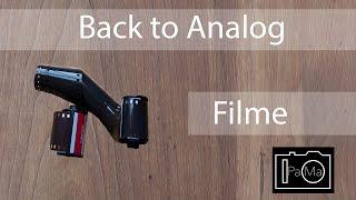 Back to Analog - Folge 3: Kauf von Filmen/ Einlegen eines Films