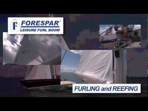 Leisure Furl Reefing by Forespar