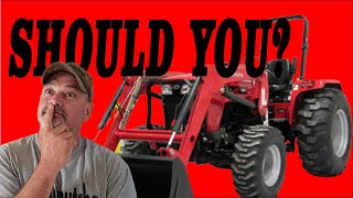 Mahindra tractors: Should you buy one? [2019]