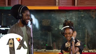 1xtra In Jamaica Chronixx Koffee Real Rock Riddim