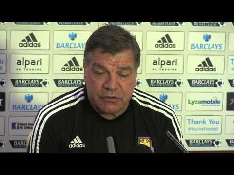 Sam Allardyce: The problem with Ravel Morrison