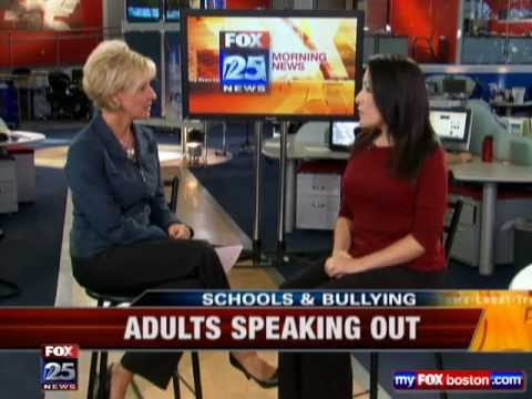 Megan on Fox News talking about DEAR BULLY