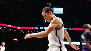 Jeremy Lin ( 17 PTS ) VS HOrnets (12-26-2016)