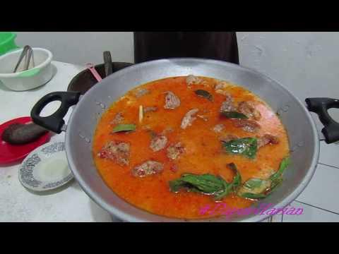 Resep Masak Rendang Daging Sapi #DapurHarian