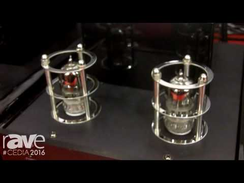 CEDIA 2016: Monoprice Exhibits Tube Amplifiers