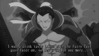 Fairy Tail Ultear's final moment