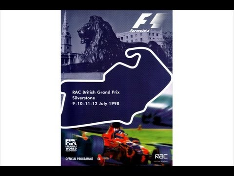 """Nicht vergessen, liken&abonnieren !! - """"Der Gro�e Preis von England 1998"""" Spiel: rFactor Publisher: Image Space Incorporated Multiplayer Gameplay Part 9 PC..."""