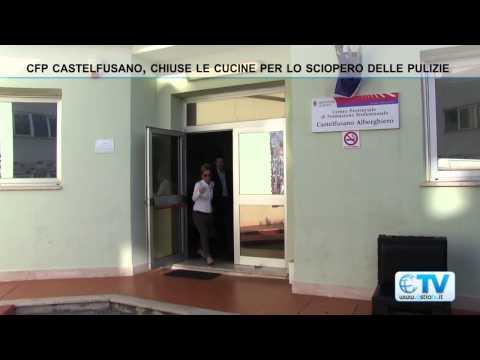 CFP Castelfusano, chiuse le cucine per lo sciopero delle pulizie