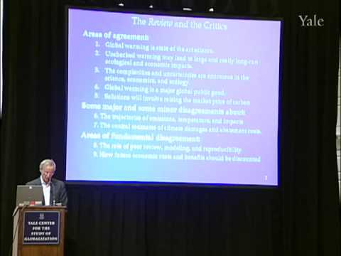 Stern Review on the Economics of Climate Change:William Nordhaus