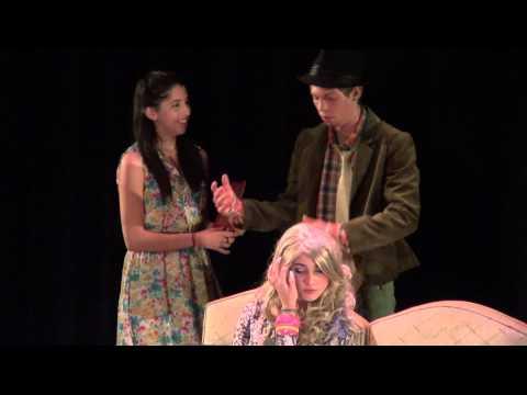 Teatro Cultura Inglesa Isabela Sobrosa