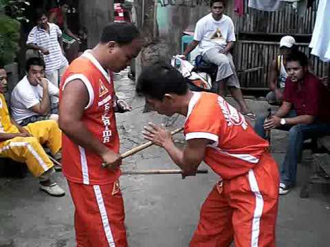 Heyrosa De Cuerdas Eskrima - Stick Fighting Image 1