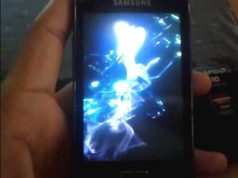 Galaxy ace gt-s5830i  Reincarnation Rom