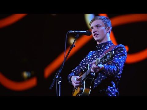 George Ezra - Budapest At BBC Music Awards 2014