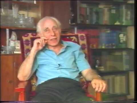 Life story of my grandfather Izaak Israel - part 4. July 1997, Ufa, Russia.