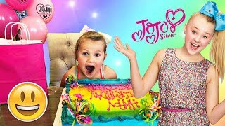 JOJO SIWA SURPRISED GRETCHEN AT HER 5TH BIRTHDAY PARTY!