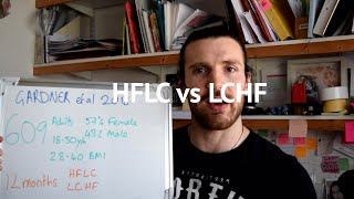 High Fat Low Carb VS High Carb Low Fat - Which is best?