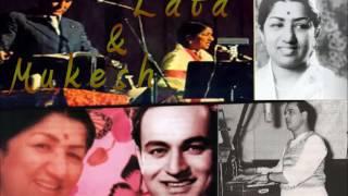 Lata Mangeshkar & Mukesh Duets