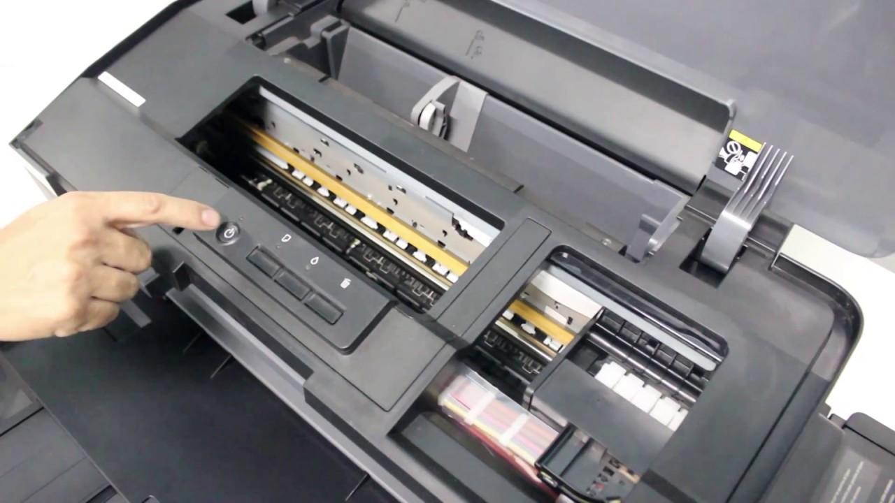 Подача бумаги - оптический датчик на ПГ, ремонт L1800 epson не берет бумагу