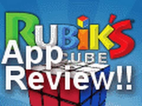 Watch Rubik's Cube App Review
