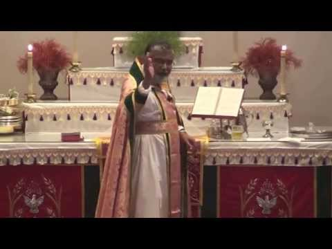 Mar Thoma Holy Communion (malayalam) By Rev. Zacharia John video