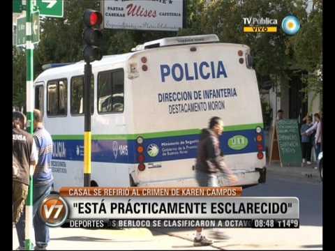 Visión 7: El crimen de Karen Campos